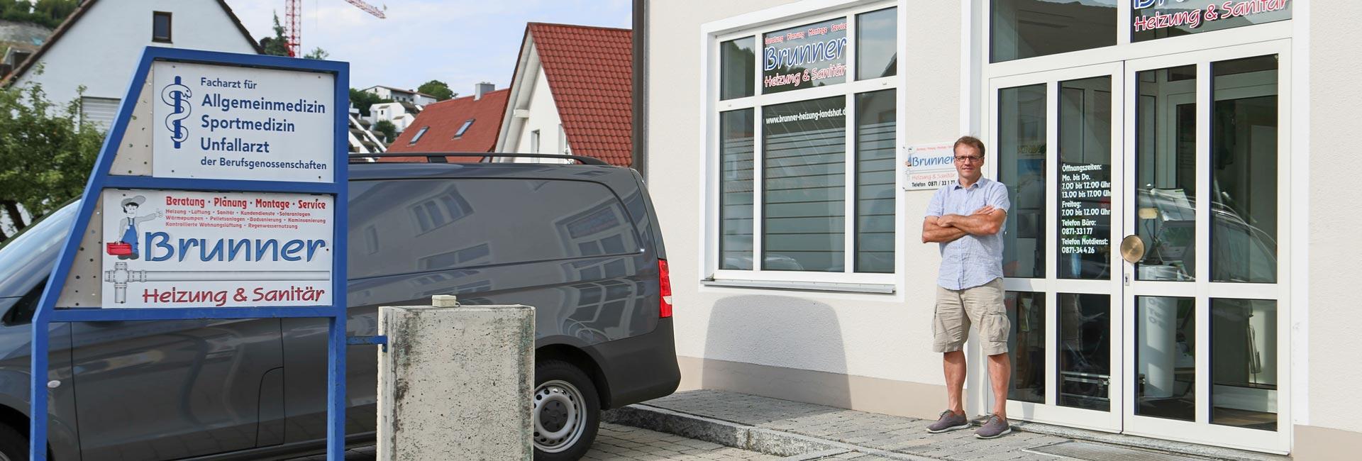 Brunner - Heizung & Sanitär bei Landshut