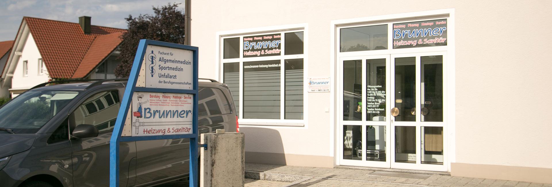 Heizung und Sanitär Brunner in Altdorf