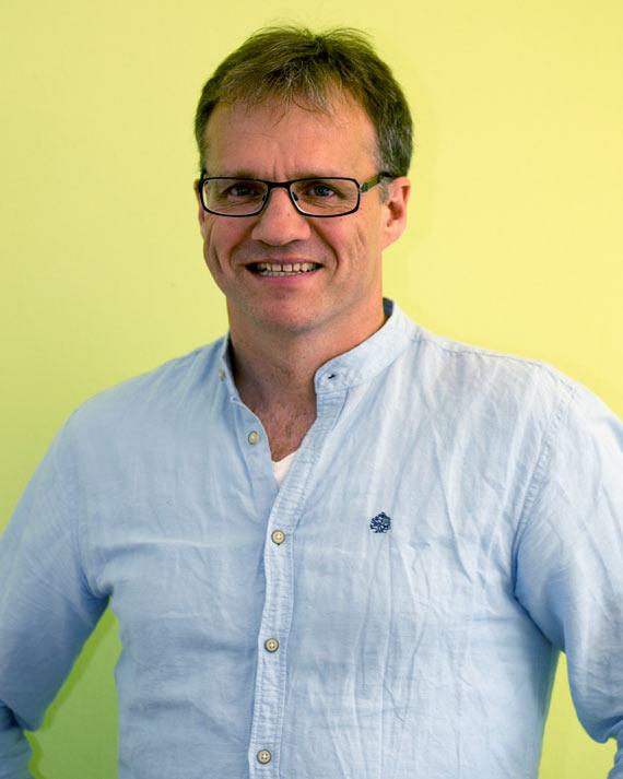 Geschäftsführer Jürgen Brunner von Brunner - Heizung & Sanitär